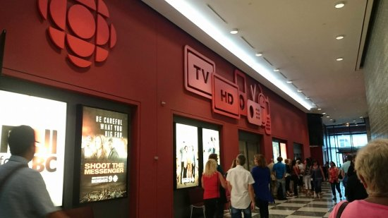 Canadian Broadcasting Centre: Largest TV Station in Toronto
