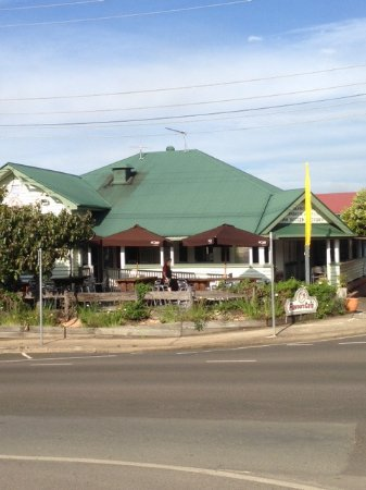Boonah, Australia: Flavours Cafe Boohah