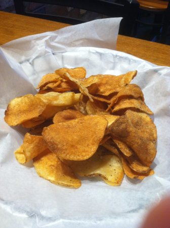 Hart, MI: 2nd try at the chips-still not good.