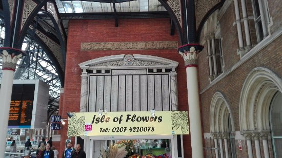 London Liverpool Street S Local Florist