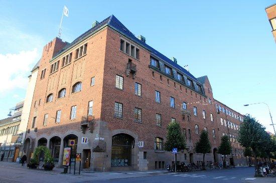 Уппсала, Швеция: city
