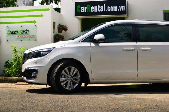 Green World Car Rental