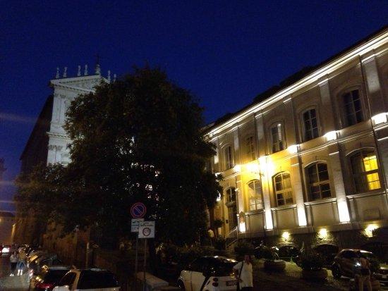 ristorante madre foto di roma luxus hotel roma tripadvisor. Black Bedroom Furniture Sets. Home Design Ideas