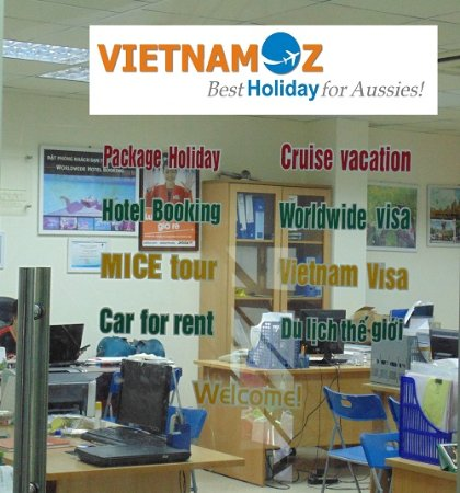 ‪Vietnam OZ Holiday‬