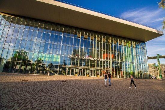 Jelgava, Letonia: Zemgales Olympic Centre (ZOC)