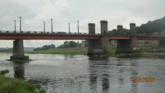 Vytautas the Great Bridge Photo