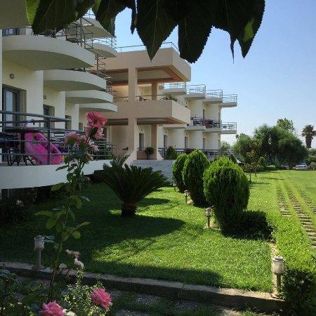 Ostria Hotel Kakovatos