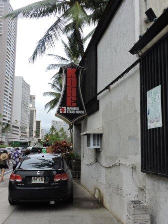 Kobe Japanese Restaurant Honolulu