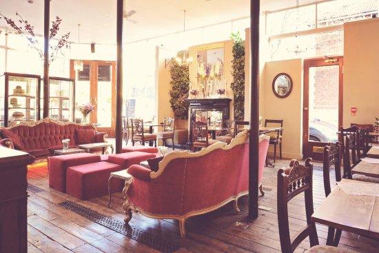 Photo of Cafe Garage Lounge at 1 Albert Road, Portsmouth PO6 3DD, United Kingdom