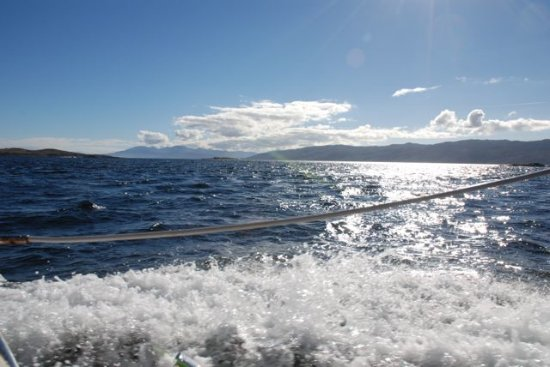Cairndow, UK: Grand day out with Fyne Sea Tours
