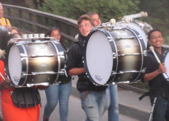 High School Band Day, University of California, Berkeley. CA