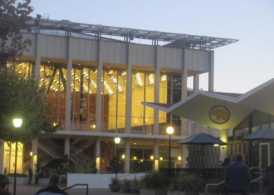 Student Union, University of California, Berkeley. CA