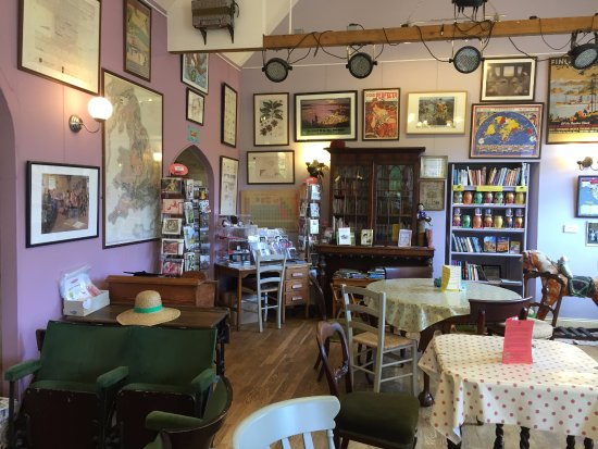 Tea Room Near Pickering