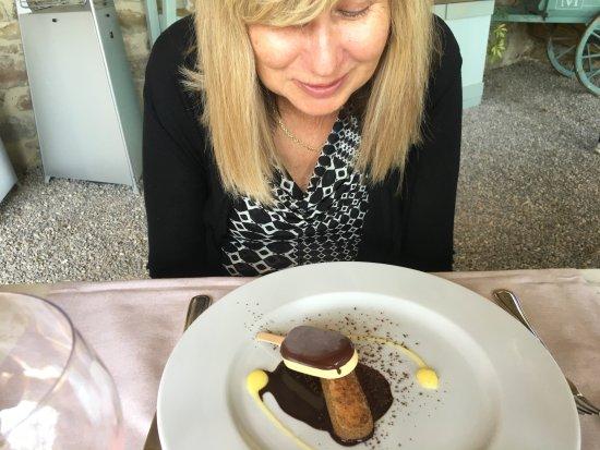 Borgo di Carpiano: amazing dessert
