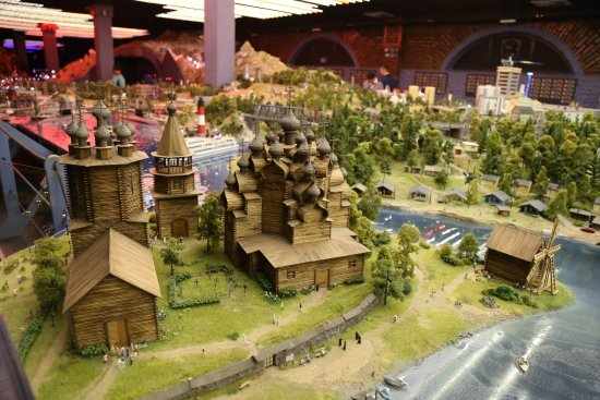 Grand Maket Russia Interactive Museum