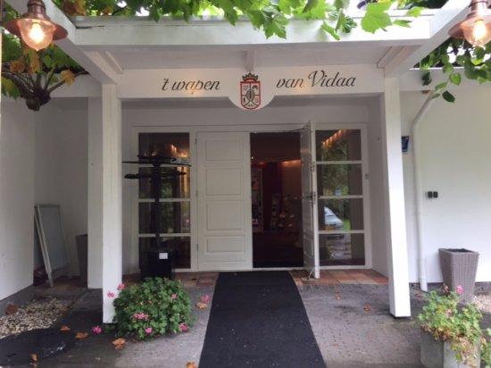 Bergschenhoek, Pays-Bas : ingang
