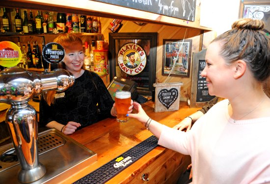 Chalet Chardons : Residents bar
