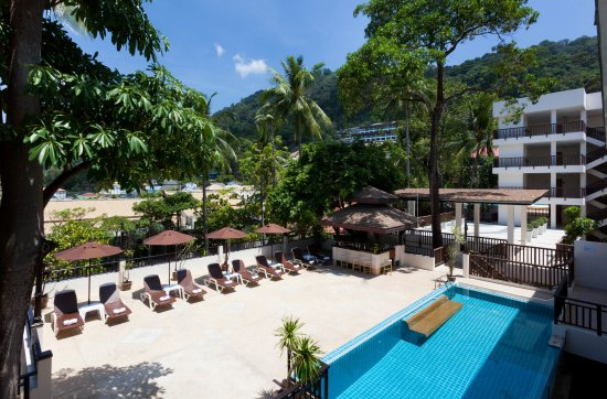 Patong Lodge Hotel: Deluxe Pool