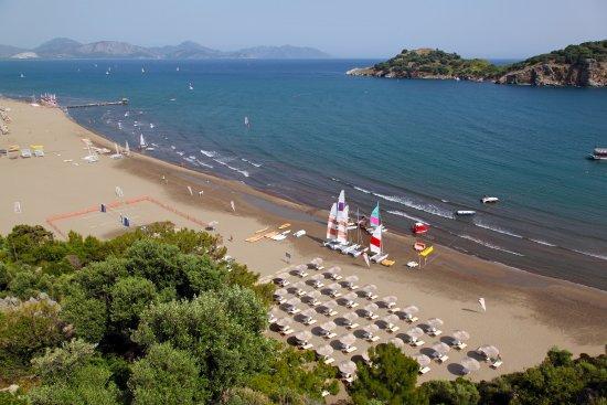 SENO Resort Sarigerme : Beach