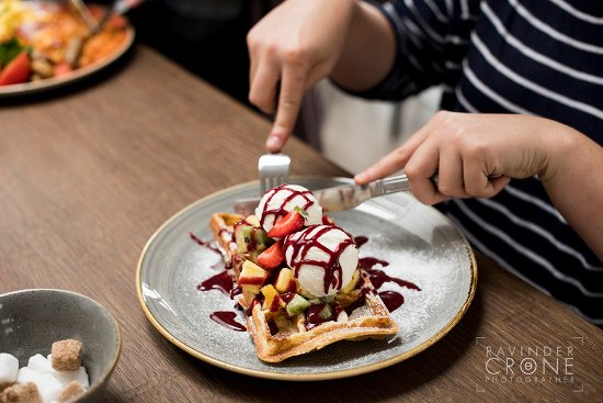 Cod Waffle Leighton Buzzard Menu Prices Restaurant