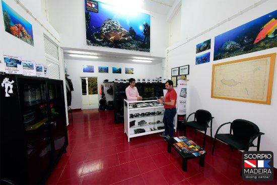 Scorpio Madeira Diving Center