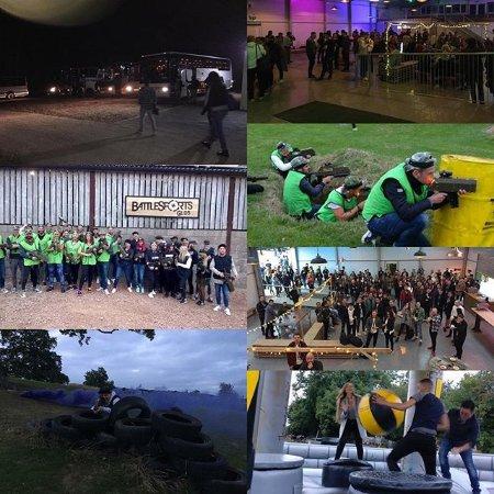 Longhope, UK: Superdry Corporate event