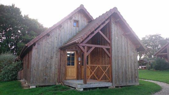 Saint-Fargeau, Fransa: Le cottage pour 6 personnes