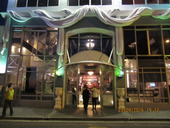 Camps Bay, Sydafrika: The attractiv entrance into the Theatre on the Bay