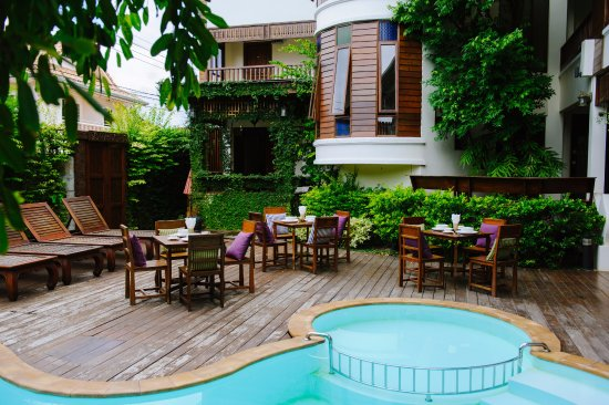 Casa Da Lua: Beautiful grounds to have privacy and relax