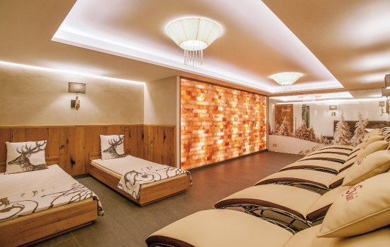 Hotel Chasa Sulai: Wellness & Spa Ruheraum