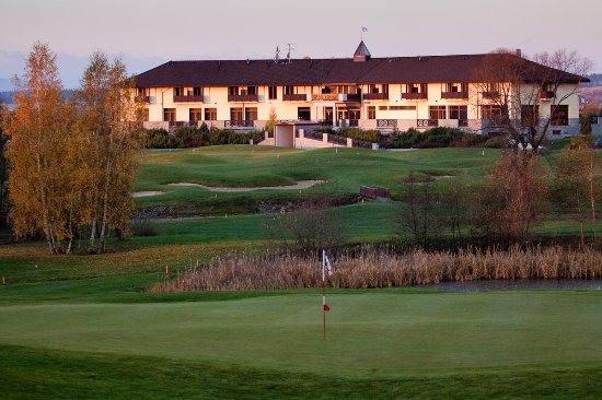 Velka Lomnica, Slowakei: Black Stork Golf Resort