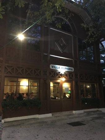 Villa Aurora: Quaint setting