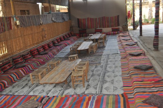 Desert Routes Inn - Shvilim Bamidbar: Indian Siting