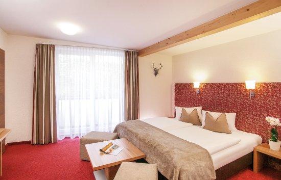 Hotel Chasa Sulai : Doppelzimmer