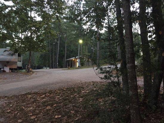 Laurel, Миссисипи: Sleepy Hollow RV Park