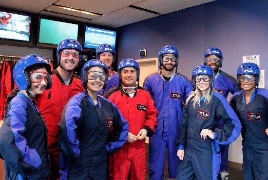 iFLY Indoor Skydiving Milton Keynes