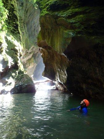 Sevignacq-Meyracq, Fransa: canyon du valentin