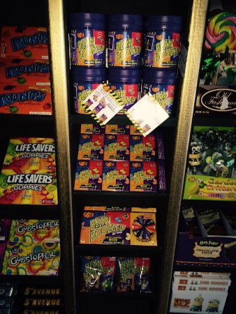 Greystones, ไอร์แลนด์: Bean boozled!
