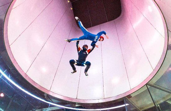 ‪iFLY Indoor Skydiving Basingstoke‬