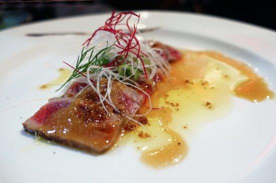 Toshiya Restaurant: Beef tataki