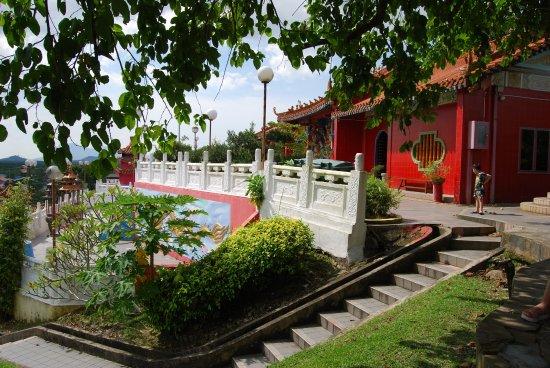 Chingsan Yan Temple : Steps