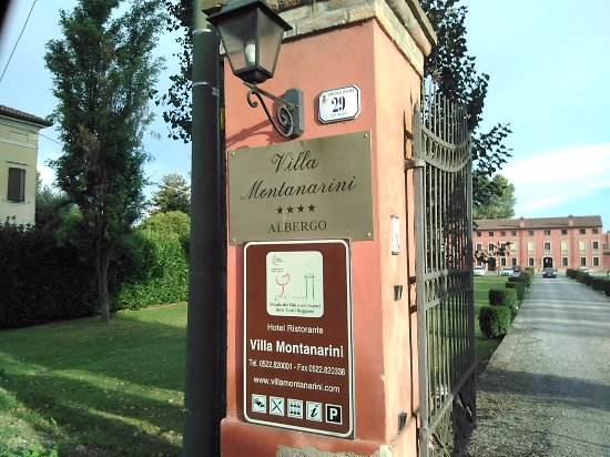 Luzzara, Italia: Gate