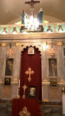 Altar Da Igreja Ortodoxa De São Nicolau Fotografía De Igreja Ortodoxa São Nicolau De Rio De Janeiro Río De Janeiro Tripadvisor