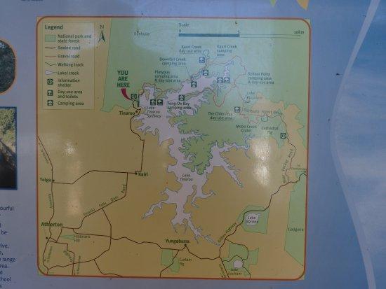 Atherton, Australien: Lake Tinaroo