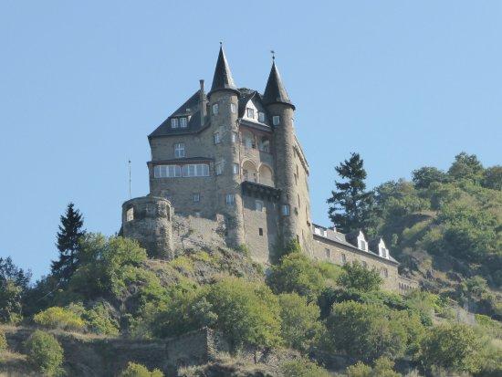 Hesse, Alemania: Burg Katz
