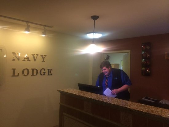 Port Hueneme, Californië: Friendly hotel staff....