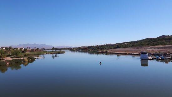 Hilton Lake Las Vegas Resort & Spa : Lake view andere Seite