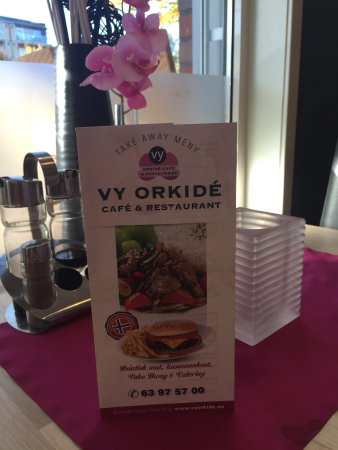 Orkide Cafe & Restaurant