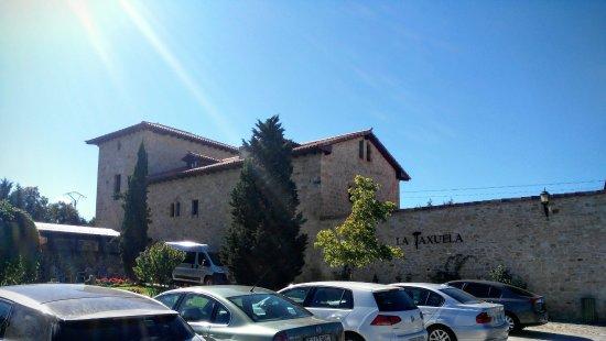 Provincia de Burgos, España: Tomada desde el aparcamiento