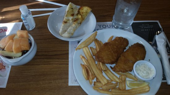 Brooklyn, IA: Great fish and chips